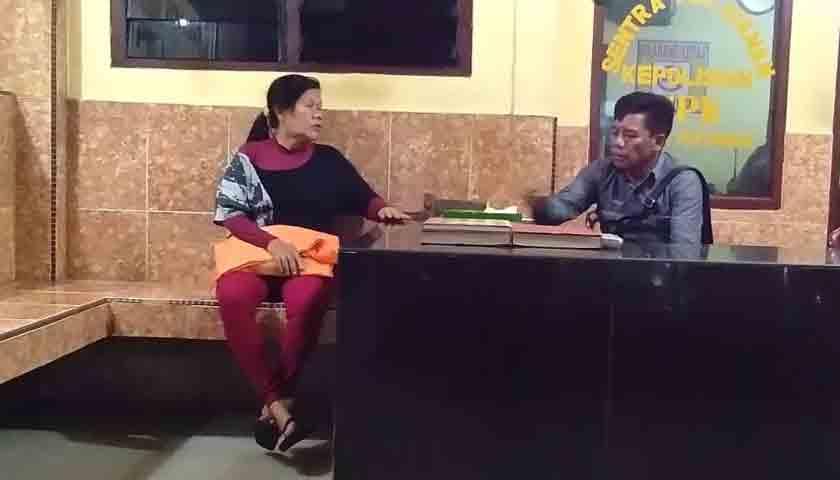 Suami Telantarkan Istri Diadukan ke Polisi