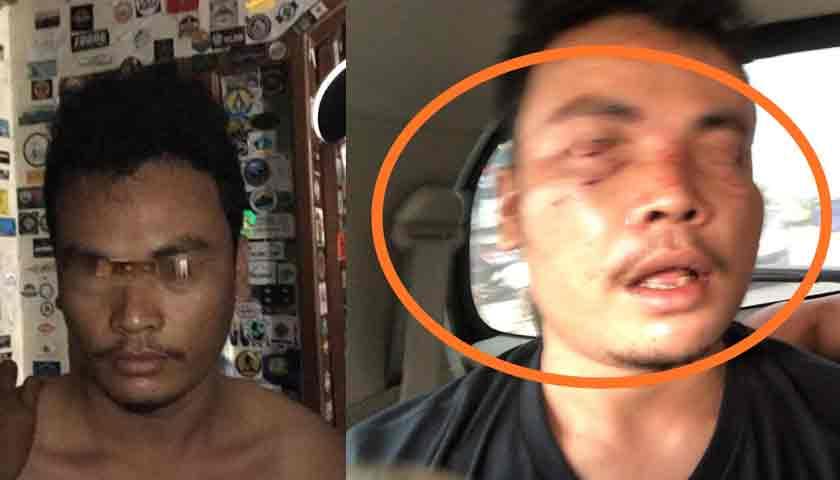 Terduga Pelaku Pembunuhan Ditangkap, di Jari Kuku HS Ada Bercak Darah
