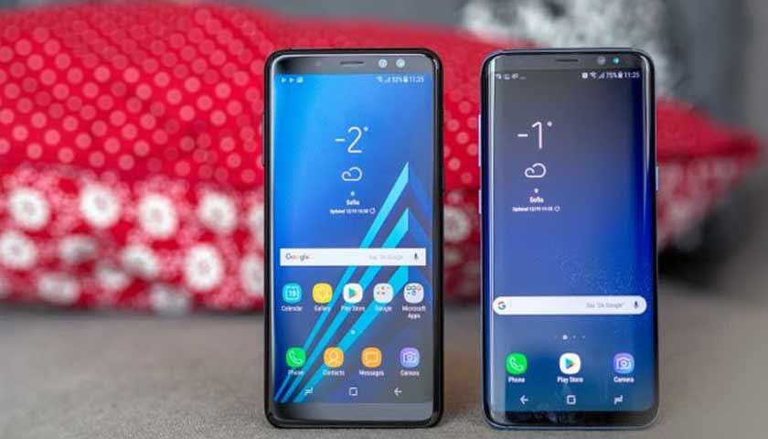 Terungkap!! Begini Penampakan Samsung Galaxy A8s Berlayar Infinity-O
