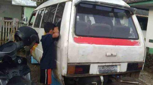 Sopir Ditikam Penumpang, Amiruddin Harahap Sekarat