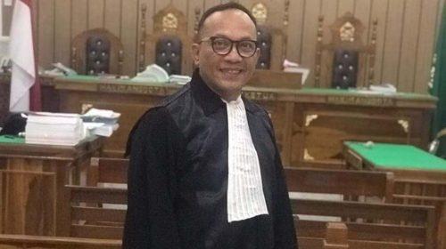 Andar Sidabalok SH MH: Praktisi Hukum jangan Hanya Hapal KUHP