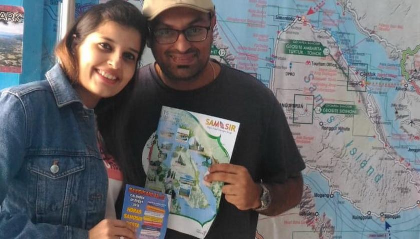 Aktivitas Bandara Silangit Dorong Perkembangan Wisata Danau Toba