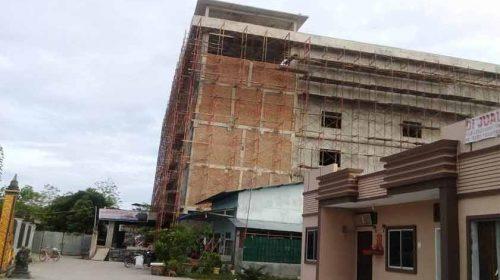 Bangunan Rumah Ibadah Diduga Tanpa IMB di Medan Deli Diminta Bongkar