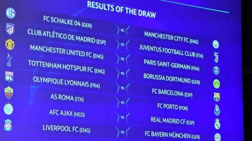 Bayern Munchen Ditantang Liverpool di 16 Besar Liga Champions 2018-2019