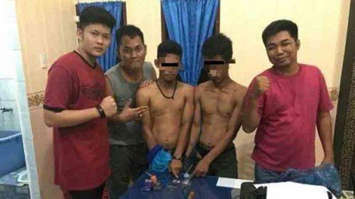 2 Pria Ini Terpaksa Diseret ke Penjara, Rayakan Natal di 'Hotel Prodeo'
