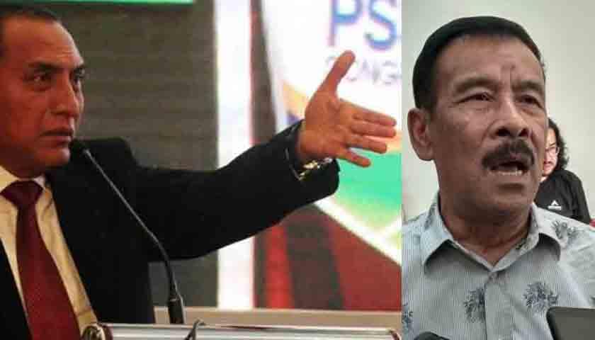 Edy Rahmayadi Tinggalkan PSSI, Cukup Gubernur Saja!
