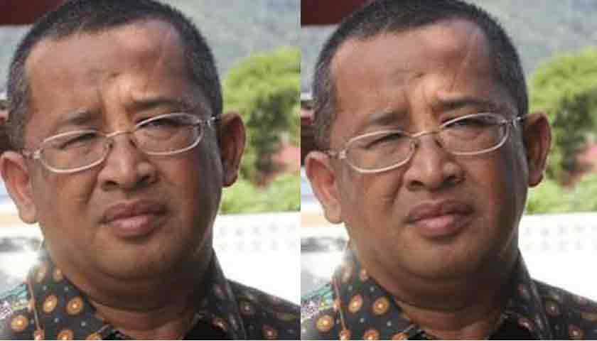 Eks Bupati Tapteng Ditangkap Lagi, Setor Mahar Proyek Rp 350 Juta
