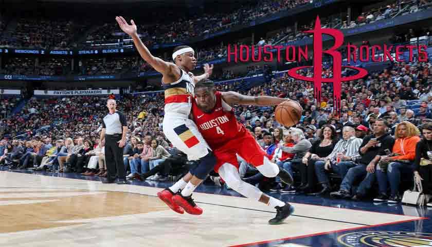New Orlenas Pelicans Menyerah dari Houston Rockets 104-108