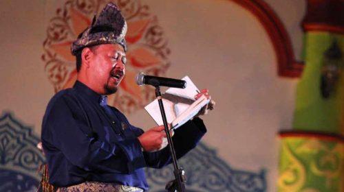 Husnizar Hood: Indonesia Jazirah Puisi, Bukan Tanah Tumpah Hoax