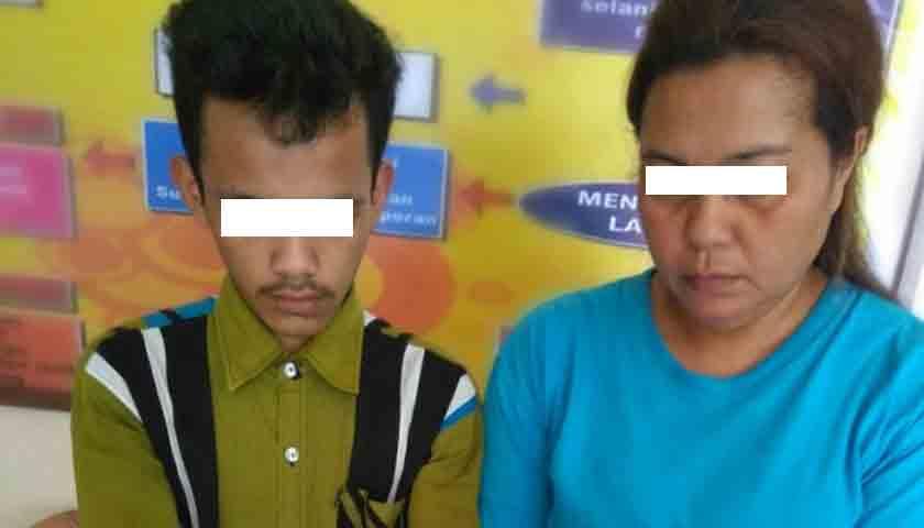 Ibu Anak Kompak Masuk Penjara, Nekat Jual Narkoba di Kampung