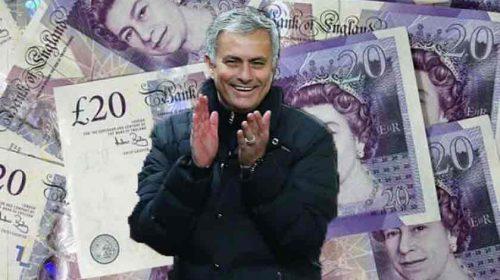 Jose Mourinho Dipecat Malah Terima Kompensasi Rp440 Miliar