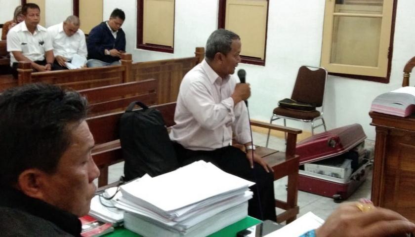 Sidang Kasus PDAM Tirtanadi Dipantau Komisi Yudisial