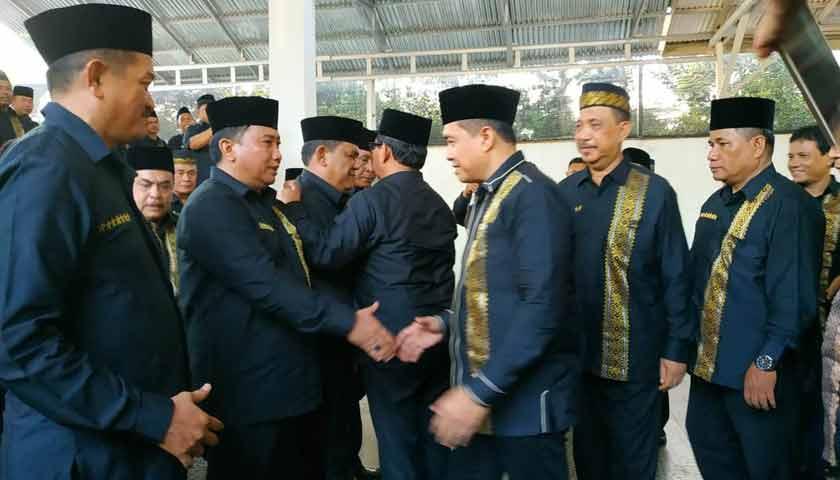 Ketua Umum PB GEMKARA, Khairul Muslim Kawal dan Dukung Pembangunan Batubara