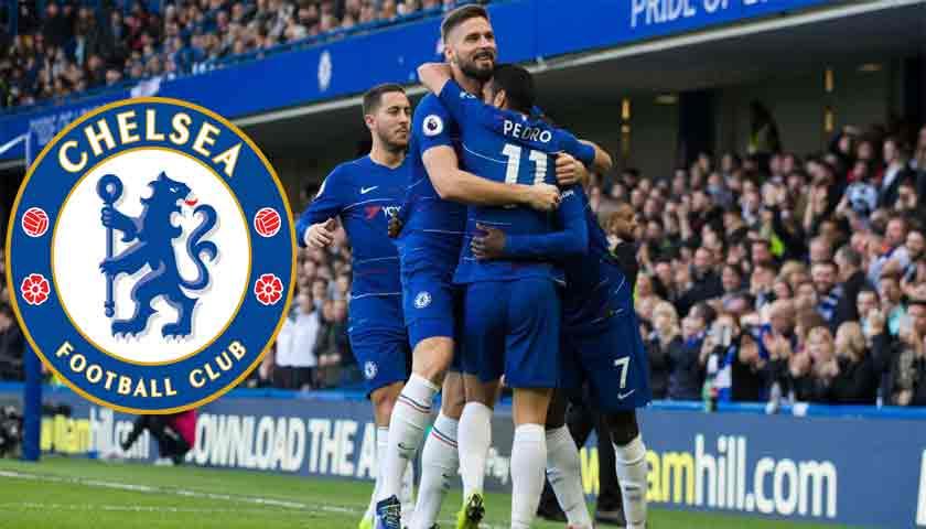 Hasil Liga Inggris 2018-2019 : Chelsea Jungkalkan Fulham 2-0