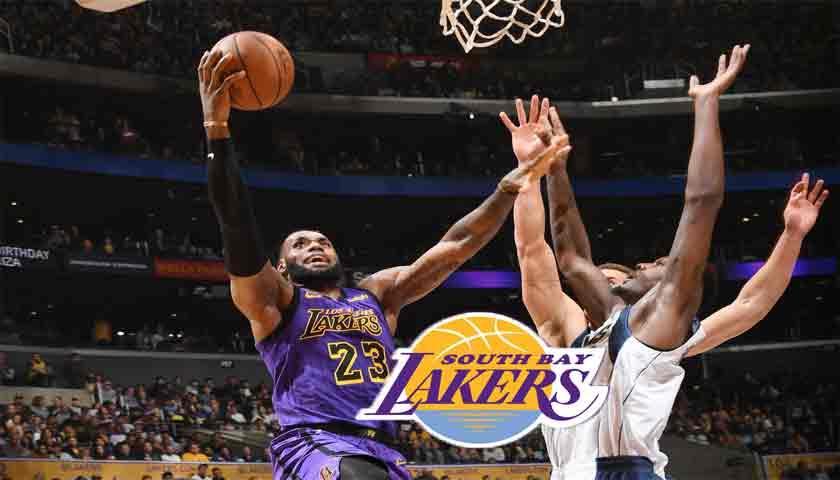 Los Angeles Lakers Benamkan Dallas Mavericks