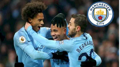 Usai Melumat Everton 3-1, Manchester City Kembali Puncaki Klasemen