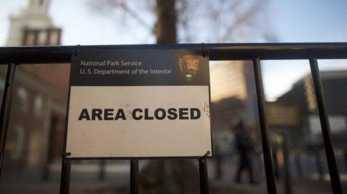 Pemerintah AS Terancam Shutdown Lagi