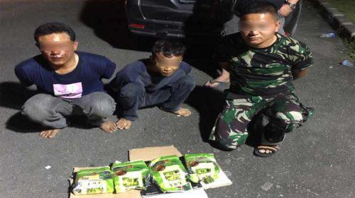 Polrestabes Medan Ringkus Bandar Narkoba Antar Negara, 4 Kg Sabu Jadi Barang Bukti