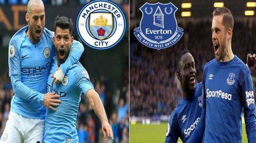 Prediksi Liga Inggris Manchester City vs Everton 15 Desember 2018