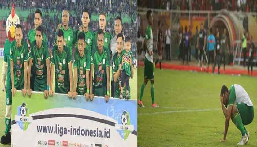 Aduh! PSMS Medan Kembali ke Liga 2 Indonesia