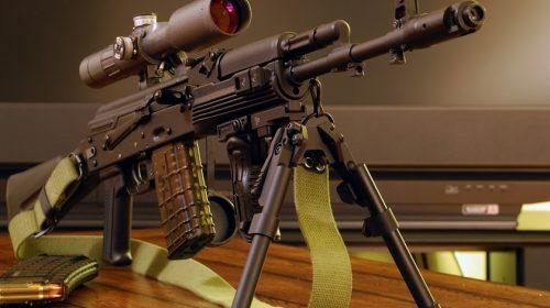 Senapan Serbu Baru AK-308 Bikin Amerika Kesengsem