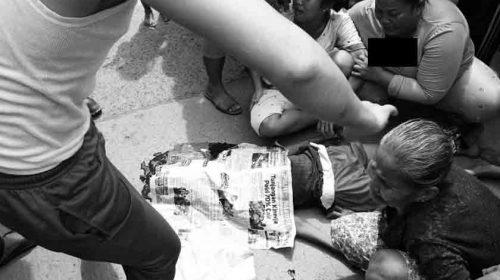 Terlindas Ban Truk, Remaja Ini Tewas di Tempat