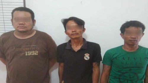 Trio Maling di Sekolah Dharma Sakti Ditangkap, Barbutnya Mikroskop