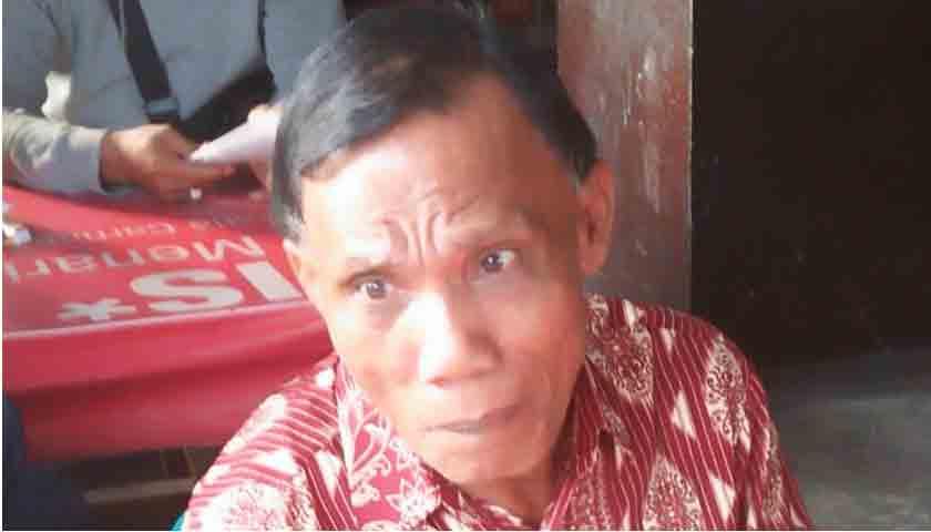 Usai Acara Natal, Pusman Simamora Tumbang Setelah Dua Kali 'Dikarate'