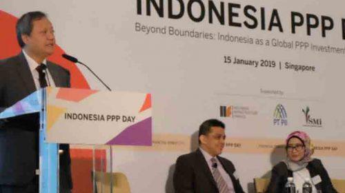 Proyek Infrastruktur Indonesia, Banyak Investor Asing Tertarik