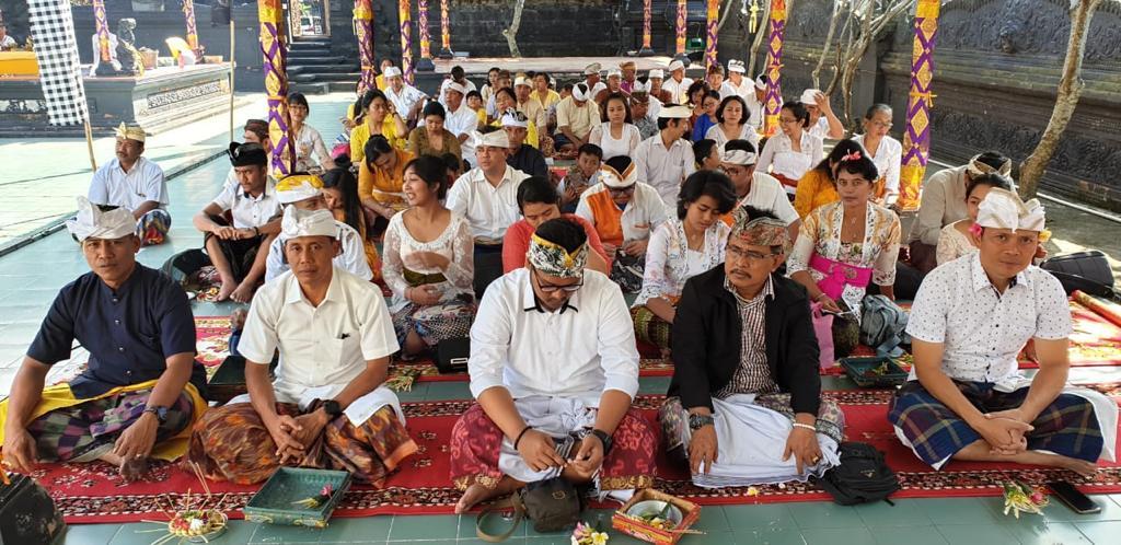 umat Hindu Bali di Kota Medan