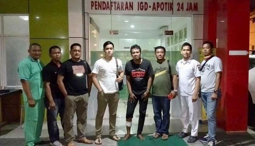 Coba Kabur, Residivis Curanmor 'Keok' Ditembak Polisi