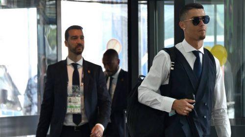 Tuduhan Perkosaan, Kepolisian Las Vegas Minta Cristiano Ronaldo Serahkan Sampel DNA