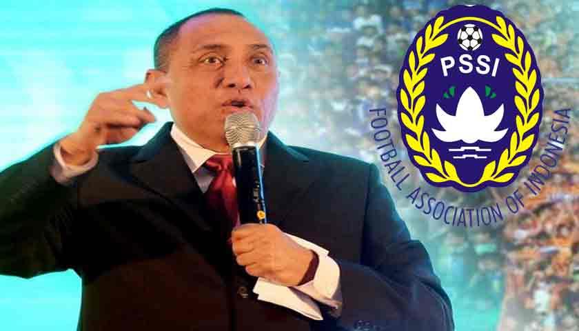 Di Kongres, Edy Rahmayadi Resmi Mundur dari Ketua Umum PSSI