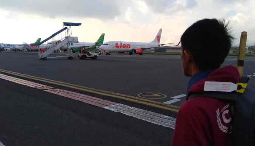 Harga Tiket Pesawat Tak 'Mencekik Leher' Lagi