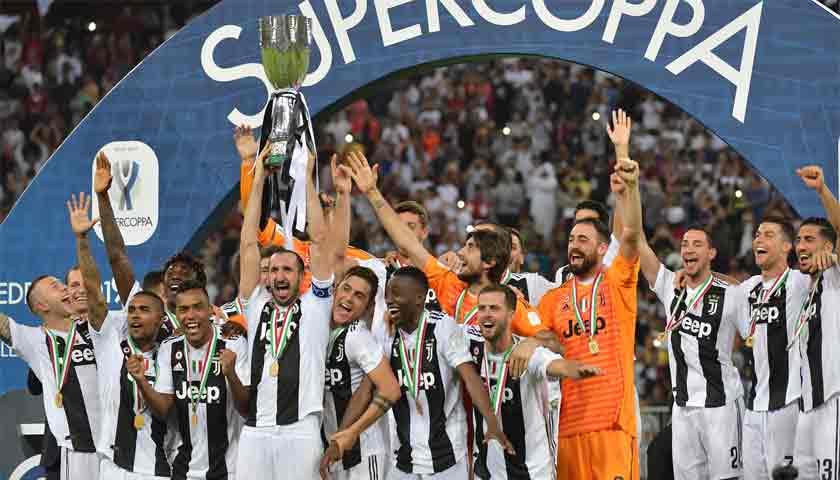 Juventus Juara Super Copa Italia 2018-2019