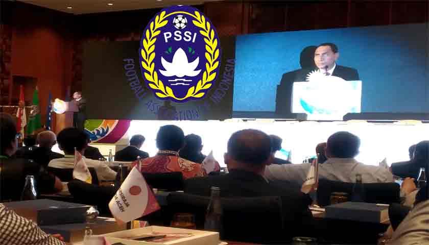 Peserta Kongres PSSI Terima Pengunduran Diri Edy Rahmayadi