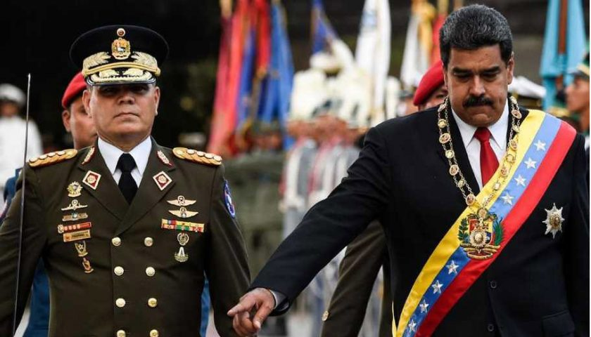 Kudeta Venezuela Digagalkan, 27 Orang Ditangkap