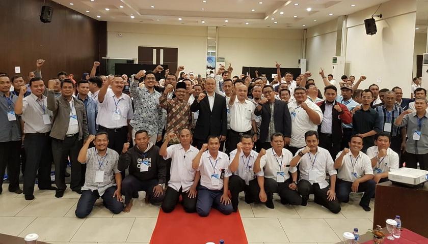 Pelatihan Manajemen Qolbu di Hotel Garuda Plaza Medan