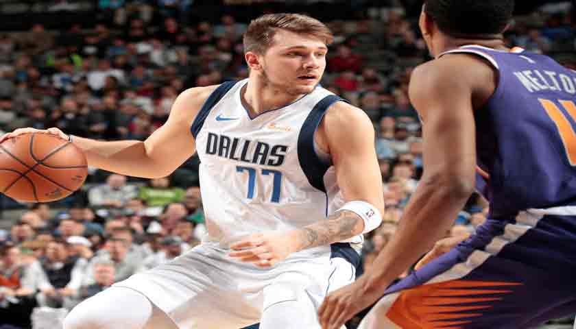 NBA 2018-2019, Dallas Mavericks Atasi Perlawanan Phoenix Suns