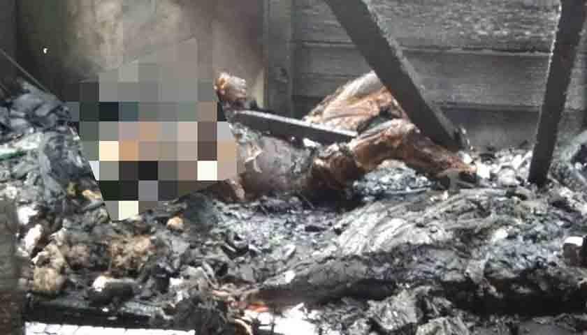 Pemilik Rumah Tewas Terpanggang, Kebakaran di Tanah Karo