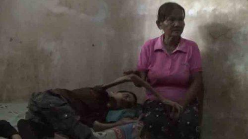Rizki Karmana, Penderita Gizi Buruk di Tebingtinggi Butuh Uluran Tangan Pemerintah