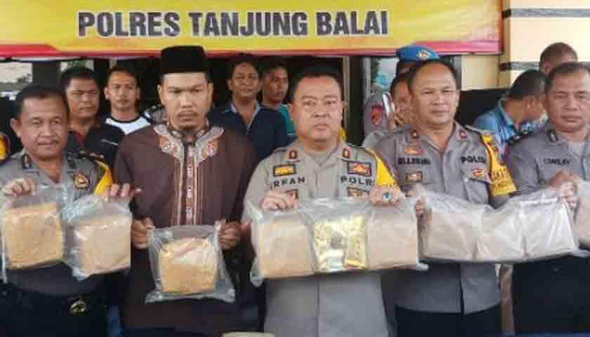 Doorrr..!!! 2 Penyelundup Sabu Ditembak Mati, 1 Warga Malaysia