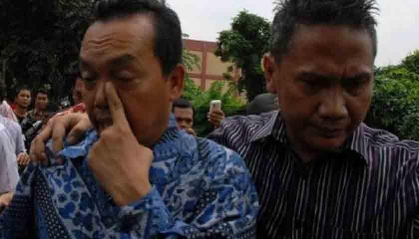 Duh..!!! Politisi Demokrat Masuk Penjara, Ramadhan Pohan tak Jadi Walikota