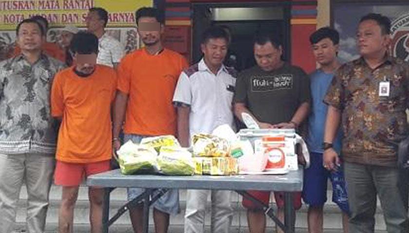 Polrestabes Medan Musnahkan 6 Kg Sabu dan 90 Butir Ekstasi