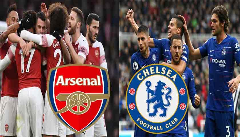 Prediksi Liga Inggris Arsenal vs Chelsea 20 Januari 2019