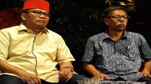 Milad 2 Tahun Pakpong Meriah, Rianto SH Beri Talih Asih Seniman Agam 2 tahun Terbaring Sakit