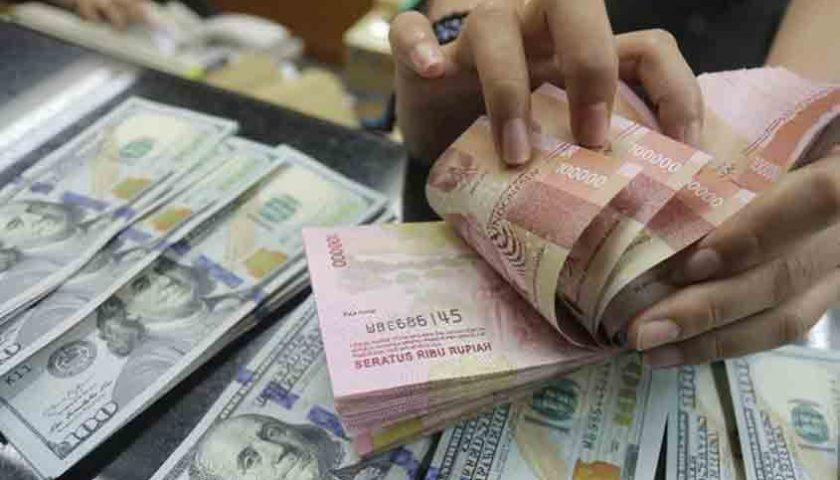 Hebat, Rupiah Terus Menguat Rp 13.970 per Dolar AS