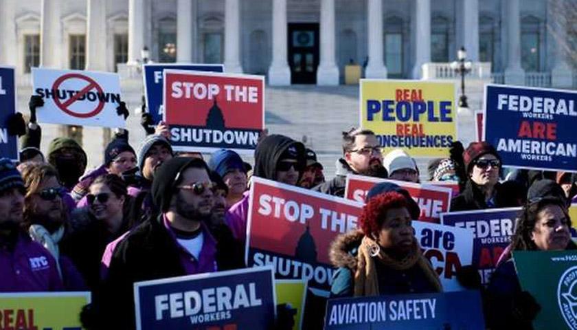 Tak Kuat Didera Shutdown, Departemen Keamanan AS Minta Gaji