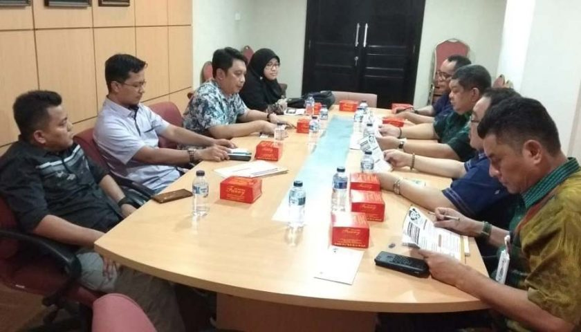 KPU Medan Sosialisasikan Pemilih Pindahan ke Bank Sumut
