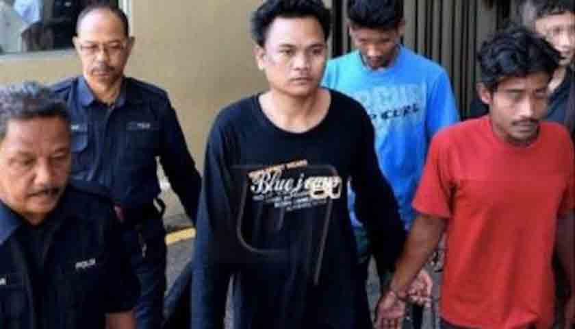 Duh..!!! TKI Asal Siantar Jonathan Sihotang Terancam Hukuman Mati di Malaysia